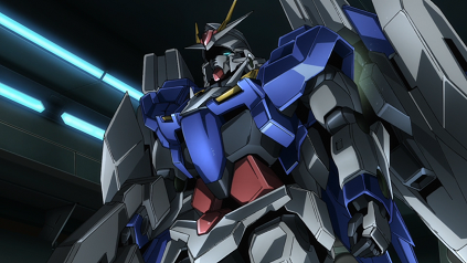 Mobile Suit Gundam 00 The Movie - A Wakening of the Trailblazer - Movie