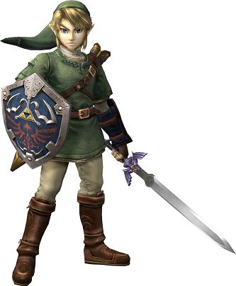 Linl - Legend of Zelda